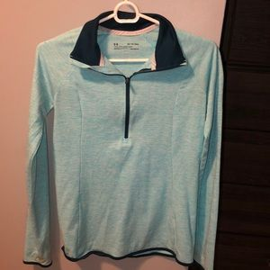Under armour light weight pull over